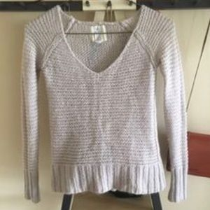 aerie Sweaters - Aerie thin v-neck mohair sweater.